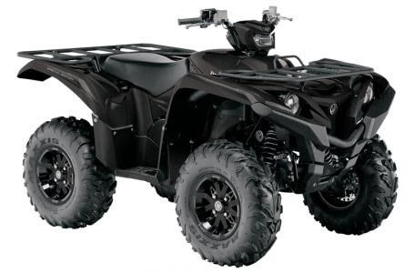 2017 Yamaha Grizzly EPS SE Photo 2 of 2