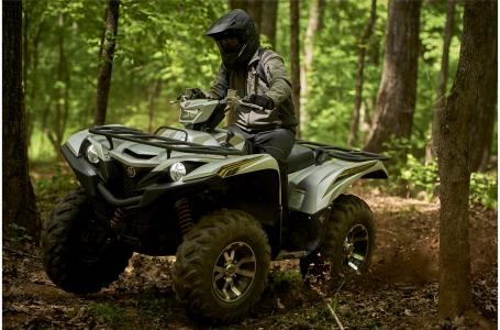 2017 Yamaha Grizzly EPS SE Photo 3 of 3