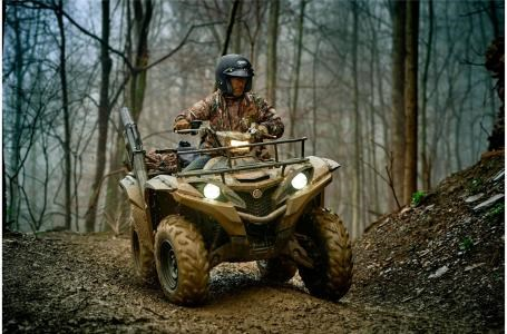 2017 Yamaha Grizzly EPS Photo 2 of 2