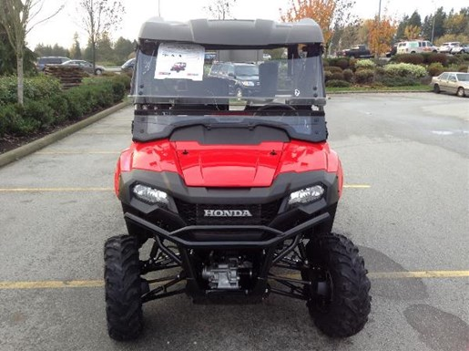 honda pioneer 700 4 sxs700m4 2017 new atv for sale in langley serving greater vancouver. Black Bedroom Furniture Sets. Home Design Ideas