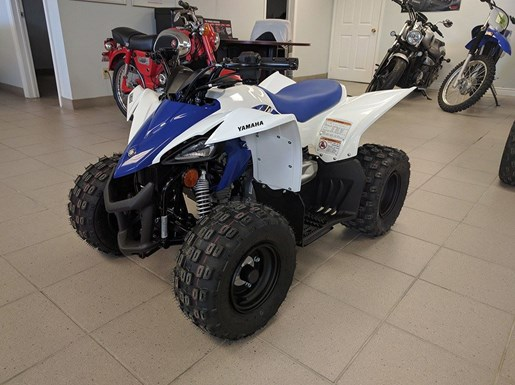 2018 Yamaha YFZ50 Photo 1 of 5
