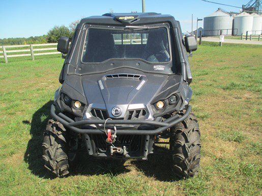 can am commander xt 1000 limited 2012 used atv for sale in ayr ontario. Black Bedroom Furniture Sets. Home Design Ideas