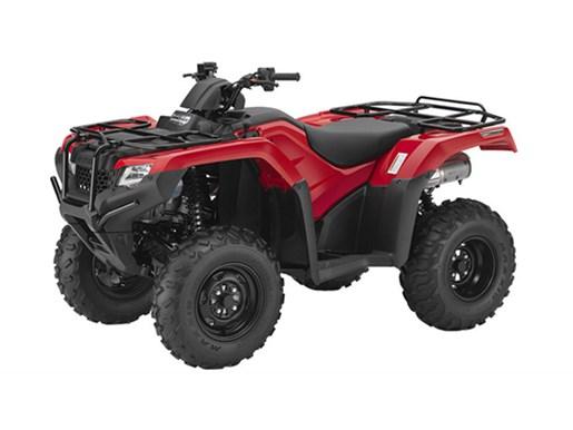 2017 Honda TRX® 420 Rancher® DCT IRS EPS Photo 1 of 1