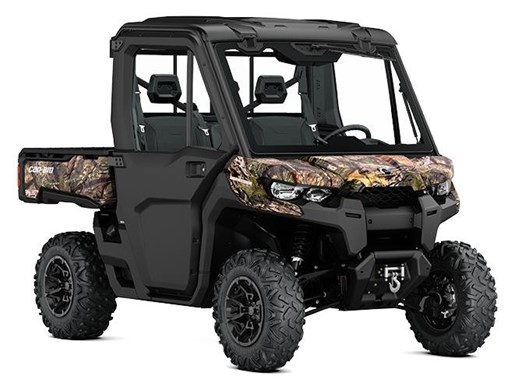 Can Am Defender Xt Cab Hd8 Camo 2017 New Atv For Sale In