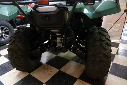 2017 Yamaha Grizzly EPS Green Photo 3 of 4