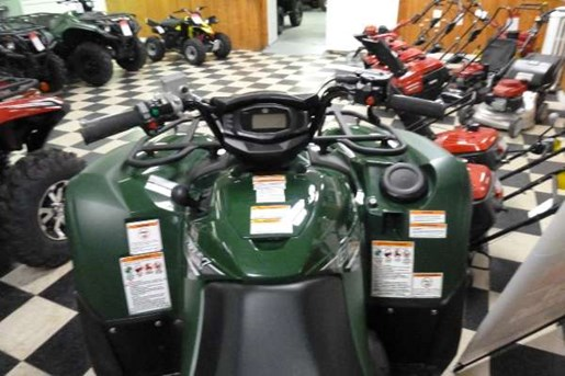 2017 Yamaha Grizzly EPS Green Photo 4 of 4