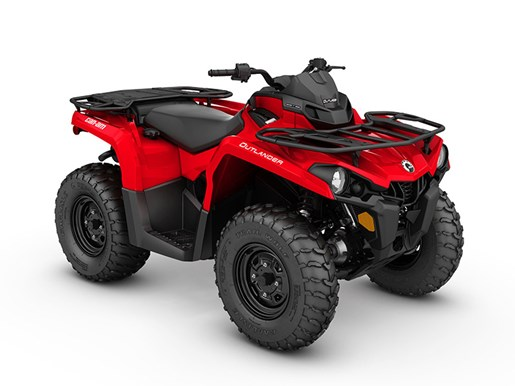 2017 Can-Am Outlander™ 450 Photo 1 of 1