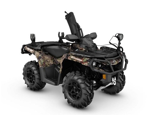 2017 Can-Am Outlander Mossy Oak Hunting Edition 1000R Photo 1 of 1