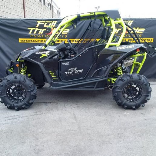 Can Am Maverick X Ds 1000r Turbo 2015 Used Atv For Sale In