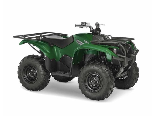 2017 Yamaha Kodiak 700 Green Photo 1 of 1