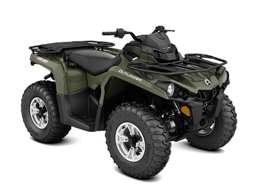 2017 Can-Am Outlander™ DPS™ 450 Photo 1 of 1