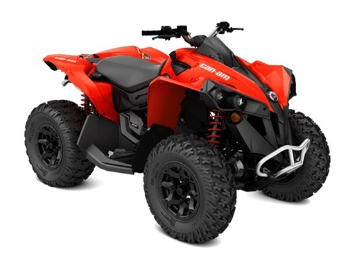 2017 Can-Am Renegade® 570 Photo 1 of 1