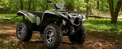 2017 Yamaha Grizzly 700 DAE Photo 1 of 6