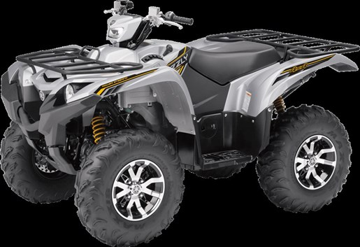 2017 Yamaha Grizzly 700 DAE Photo 2 of 6
