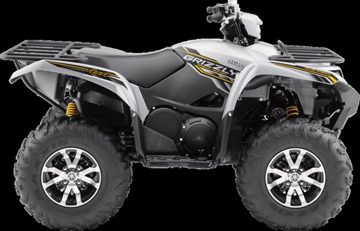 2017 Yamaha Grizzly 700 DAE Photo 5 of 6
