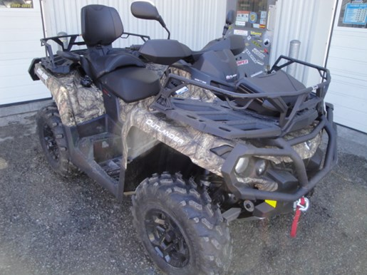 can am outlander 1000 max xt 2016 used atv for sale in uxbridge ontario. Black Bedroom Furniture Sets. Home Design Ideas