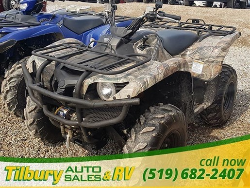 2014 Yamaha Grizzly 700 Photo 1 of 7