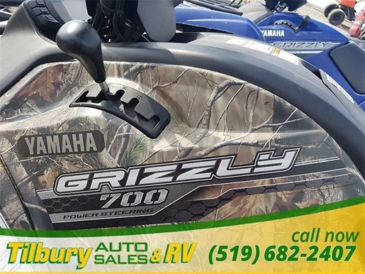 2014 Yamaha Grizzly 700 Photo 7 of 7
