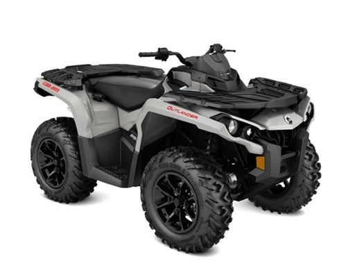 2017 Can-Am Outlander™ DPS™ 650 Photo 1 of 1