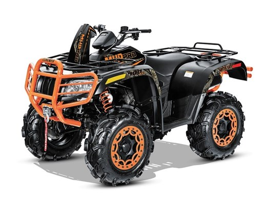 2017 Arctic Cat MudPro 700 Limited EPS Photo 1 of 1
