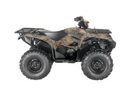 2017 Yamaha Grizzly EPS Realtree® Xtra™ Camouflage Photo 1 of 1