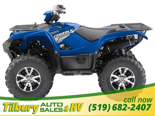 2017 Yamaha Grizzly EPS Photo 4 of 4