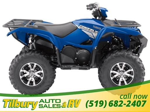2017 Yamaha Grizzly EPS Photo 2 of 4