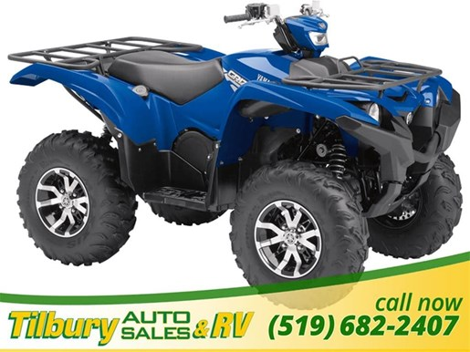 2017 Yamaha Grizzly EPS Photo 1 of 4