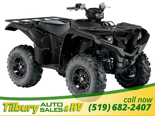 Yamaha grizzly eps se 2017 new atv for sale in tilbury for 2017 yamaha grizzly 700 hp