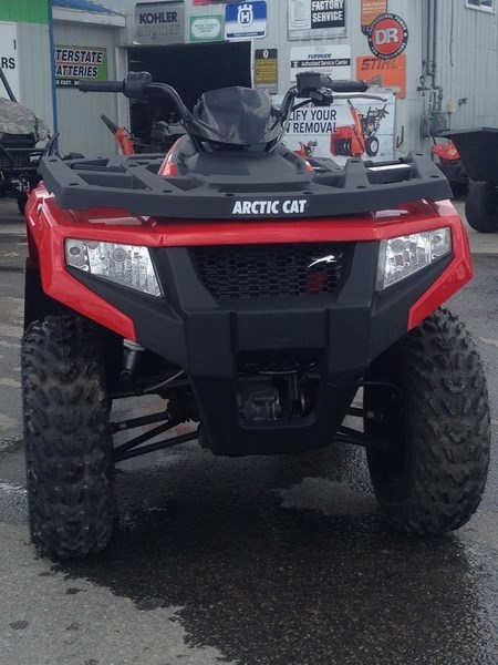 2017 Arctic Cat Alterra 400 Photo 1 of 3