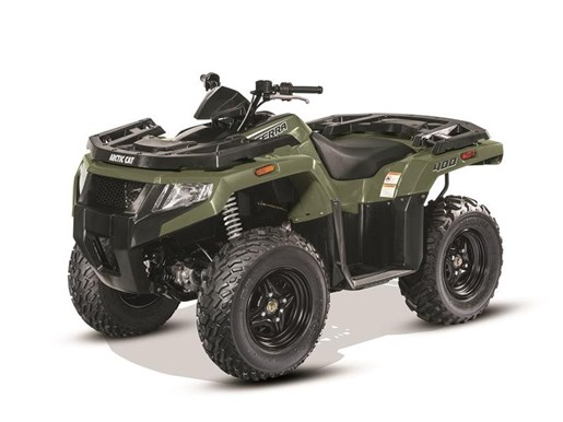 Arctic Cat Alterra 400 Green 2017 New ATV For Sale In ...