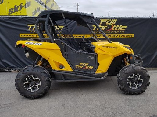 2013 Can-Am Maverick 1000R Photo 1 of 2