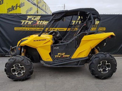 2013 Can-Am Maverick 1000R Photo 2 of 2