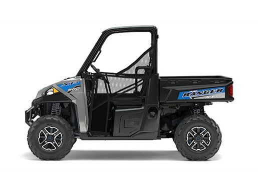 polaris ranger xp 900 eps silver pearl 2017 new atv for sale in timmins ontario. Black Bedroom Furniture Sets. Home Design Ideas