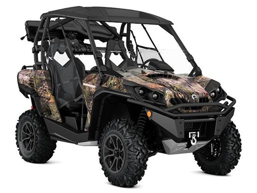 can am commander 1000 mossy oak hunting edition 2017 new. Black Bedroom Furniture Sets. Home Design Ideas