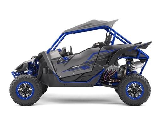 Yamaha yxz1000r ss se matte grey 2017 new atv for sale in for 2017 yamaha yxz1000r ss horsepower