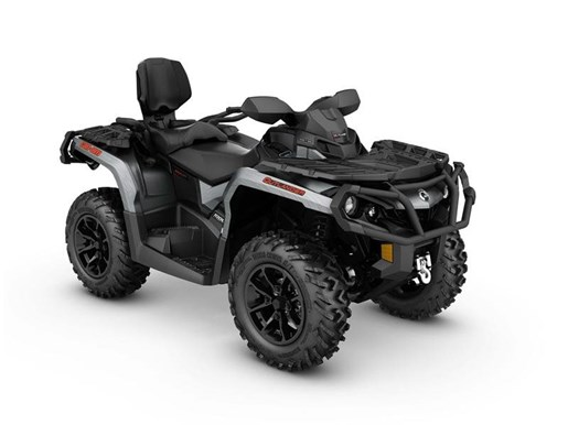 2017 Can-Am Outlander MAX XT 1000R Brushed Aluminum Photo 1 of 1