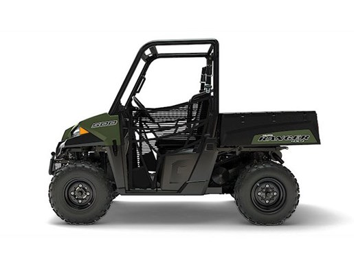 2017 Polaris Ranger 500 Sage Green Photo 4 of 4