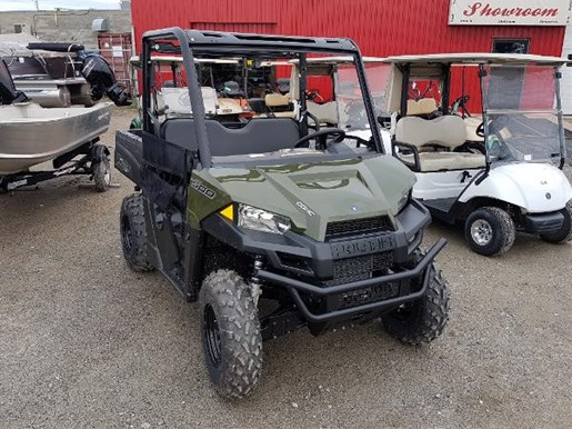 2017 Polaris Ranger 500 Sage Green Photo 1 of 4