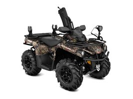 2017 Can-Am Outlander™ Mossy Oak Hunting Edition 570 Photo 1 of 1