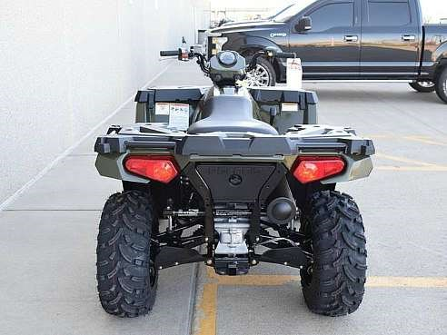 polaris sportsman 450 h o sage green 2017 new atv for sale in timmins ontario. Black Bedroom Furniture Sets. Home Design Ideas