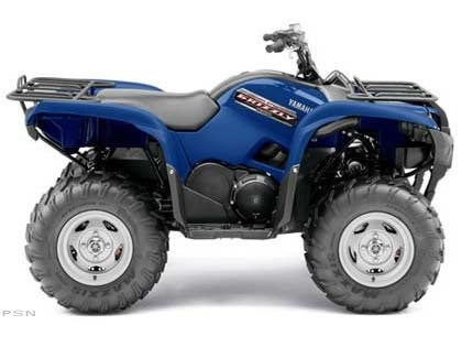2013 Yamaha Grizzly 550 FI EPS Photo 1 of 1