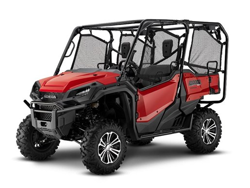 2017 Honda Pioneer 1000-5 EPS Patriot Red Photo 1 of 1