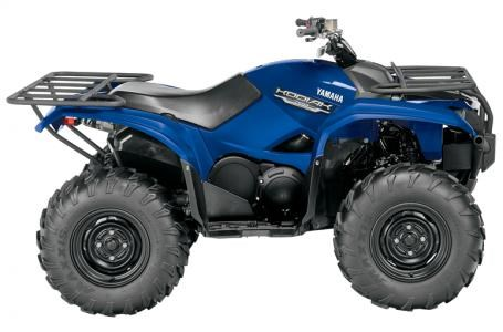 2017 Yamaha Kodiak 700 Photo 2 of 3