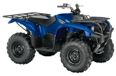 2017 Yamaha Kodiak 700 Photo 3 of 3