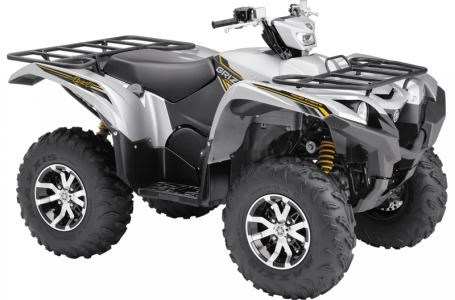 2017 Yamaha Grizzly EPS SE Photo 2 of 5