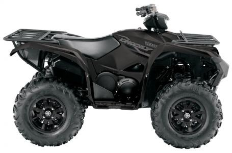 2017 Yamaha Grizzly EPS SE Photo 3 of 5