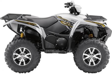 2017 Yamaha Grizzly EPS SE2 Photo 1 of 5