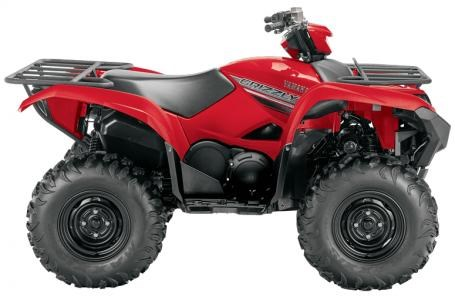 2017 Yamaha Grizzly EPS Photo 1 of 3