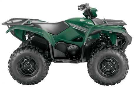 2017 Yamaha Grizzly EPS Photo 2 of 3